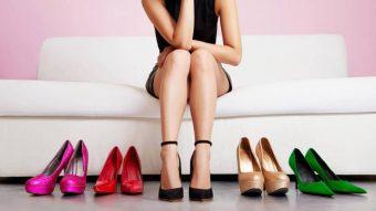Những loại giày thích hợp cho mùa hè thời trang
