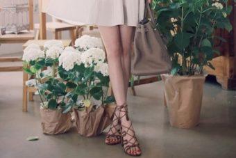 Phong cách giày thời trang cho quý cô bước sang tuổi 40 thêm thanh lịch